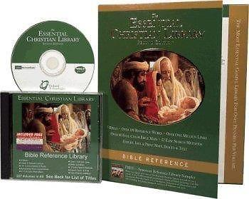 Essential Christian Library Bible Software
