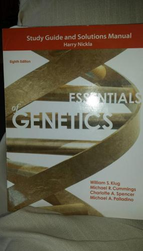 Essential Generics 8th edition