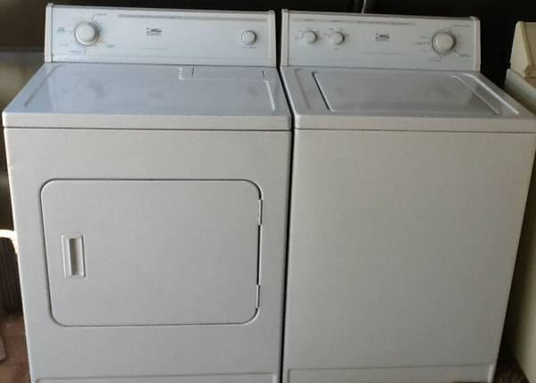 Estate By Whirlpool Washer And Dryer Set For Sale In