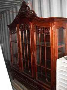 Estate China Cabinet - Must Find Good Home! -
