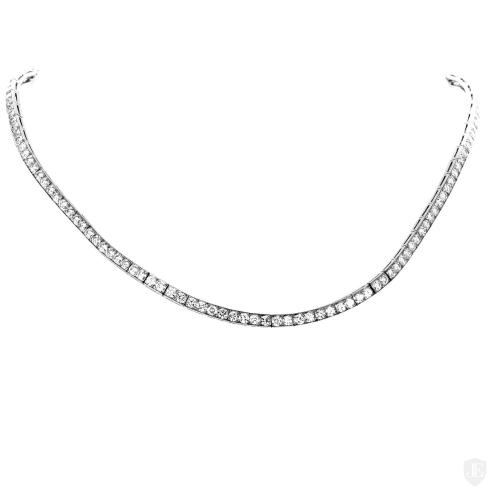 Estate Van Cleef & Arpels Women's 18K White Gold