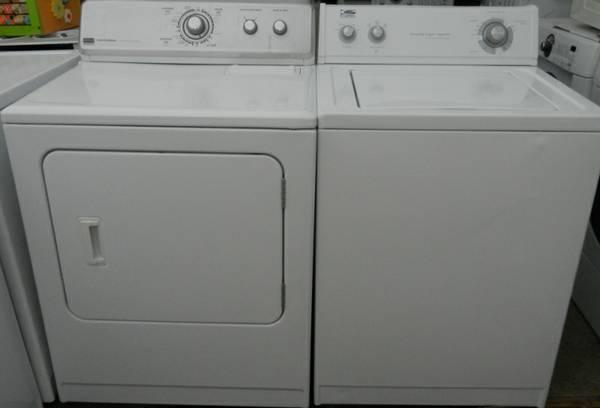 Estate Washer And Maytag Centennial Dryer Delivered
