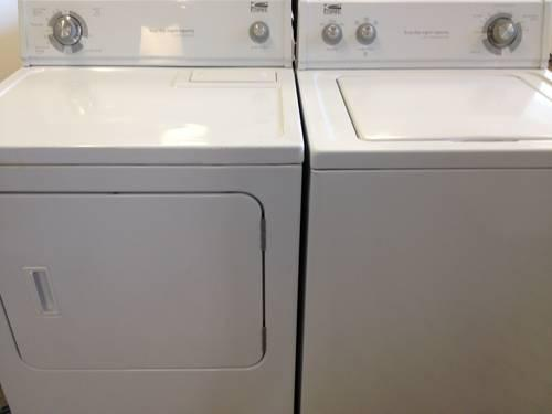 estate washer u0026 dryer set used