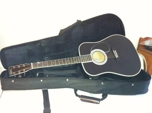esteban american legacy black mist limited edition acoustic guitar for sale in donegal heights. Black Bedroom Furniture Sets. Home Design Ideas