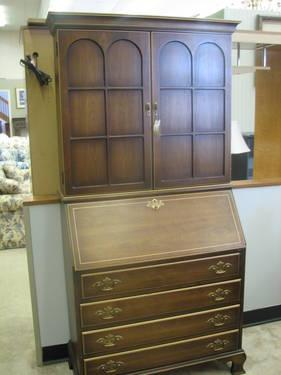 Quot Ethan Allen Quot Bookcase Secretary For Sale In Fort Wayne