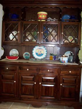 Ethan Allen Buffet Amp Hutch Top Pine Collection Must Sell