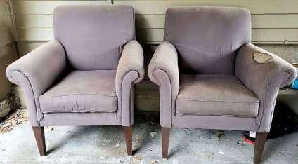 Ethan Allen Chairs - Free