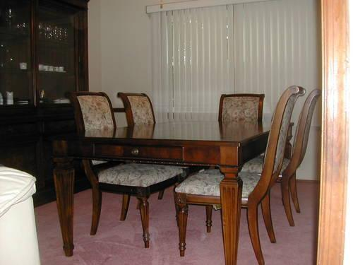 ethan allen dining room set for sale in east brunswick new jersey
