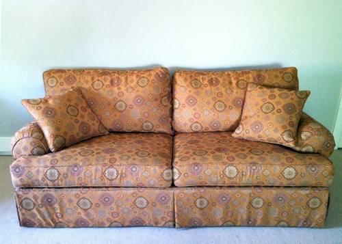 Bon Ethan Allen Franklin Sleeper Sofa