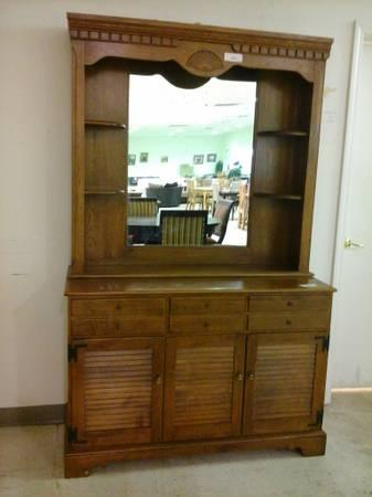 Ethan Allen Maple Buffet