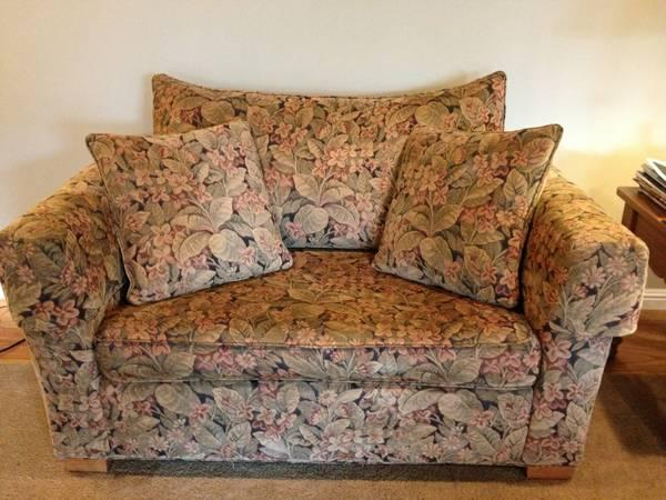 Ethan Allen Sofa And Loveseat For Sale In San Carlos California Classified