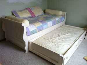 Ethan Allen Trundle Sleigh Bed Freeland For Sale In Lansing