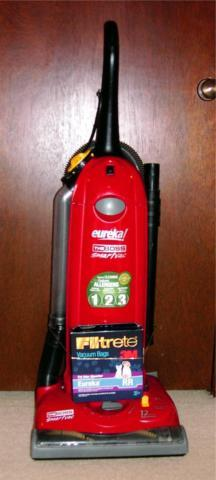 Eureka Boss Bag Upright Vacuum