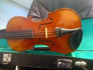 European made 3/4 violin - $350 (Sarasota)