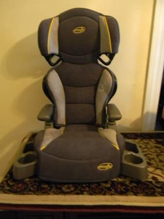 Evenflo Baby Car Seat from Infant to booster seat @@@@ - for Sale in ...