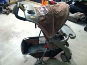 Evenflo Comfort Fold Stroller Fort Drum For Sale In