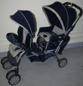 evenflo double stroller my step manual