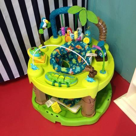 Evenflo Exersaucer Triple Fun Playmat Activity Table