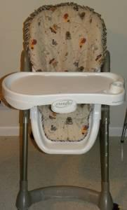 Evenflo Booster Seat >> Evenflo High Chair - ((Exit 1)) for Sale in Clarksville, Tennessee Classified | AmericanListed.com