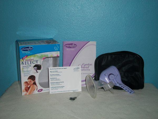 Evenflo Manual Breast Pump - Winter Haven For Sale In -1588