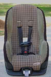 Evenflo Toddler Carseat - $15 (Dothan)