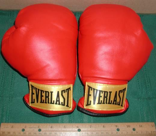 Everlast Boxing Gloves For Sale In Austin Texas