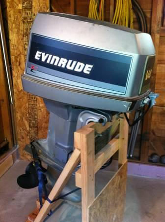 Evinrude 120 Vro Outboard For Sale In Duluth Minnesota