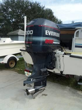 Evinrude 200HP 1996 Outboard