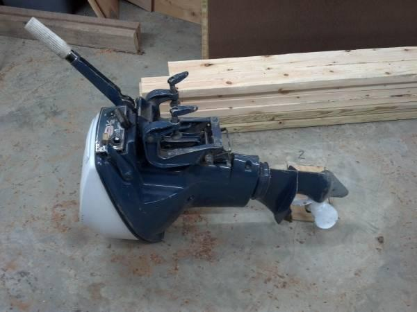 Evinrude 9 5 hp short shaft outboard for sale in for Outboard motors for sale maryland