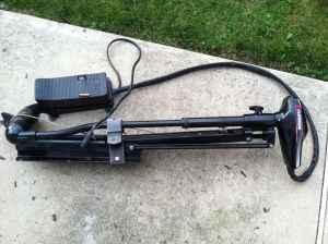Evinrude Bow Mount Electric Motor 75 Obo Nazareth Pa For Sale In
