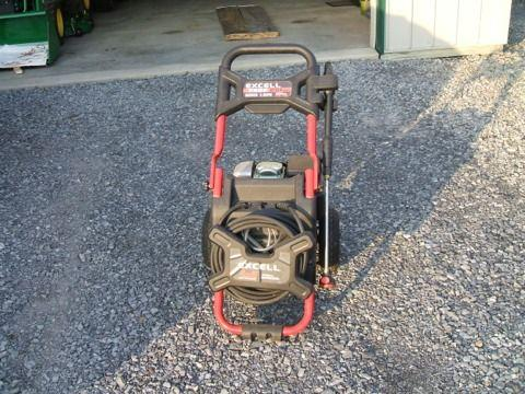 Excell Xr 2625 Gas Ed Pressure Washer With Honda