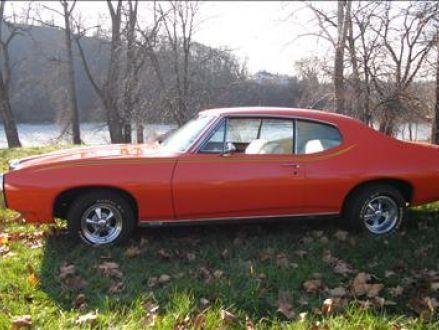 excellent condition 1968 pontiac lemans in oh for sale in zanesville ohio classified. Black Bedroom Furniture Sets. Home Design Ideas
