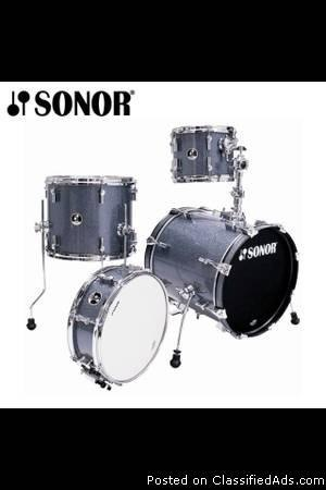 Excellent Condition Drum Set Sonor Safari For Sale For