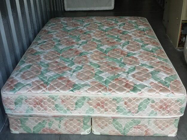 Excellent Condition King Size Firm Original Mattress Factory