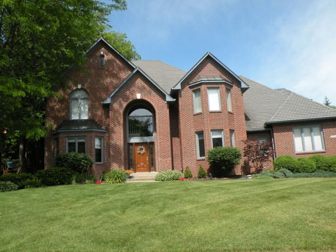 Executive Home in Carmel Indiana