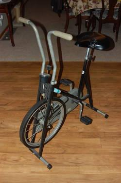EXERsystem ROADMASTER 5000 Stationary Exerciser Bicycle
