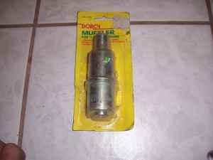 Exhaust Muffler for Lawnmower Briggs & Stratton Tecumseh