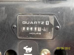 Exmark LazerZ hpTriton Mower for sale - $5000 (Kennett