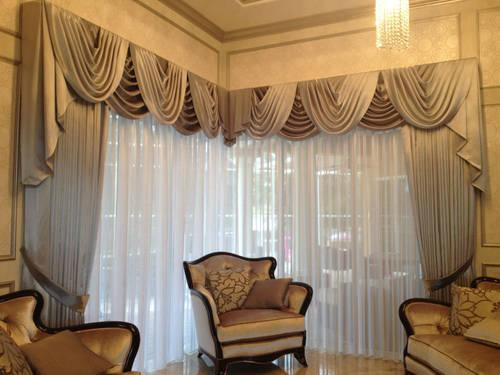 Expert Seamstress Makes Custom Draperies To Enhance Your
