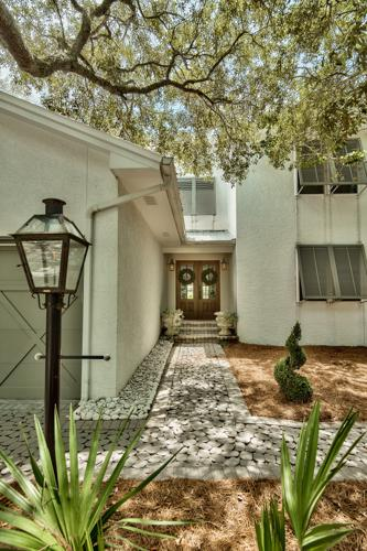 EXQUISITE ONE OF A KIND HOME IN OLD SEAGROVE BEACH