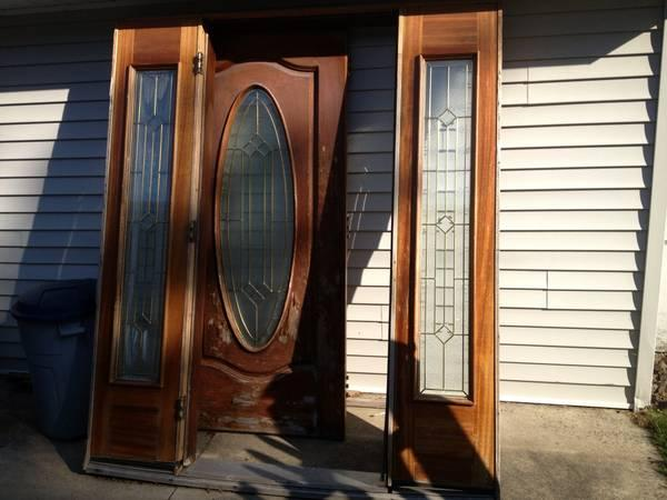 exterior door craftsman style mahogany for sale in east china