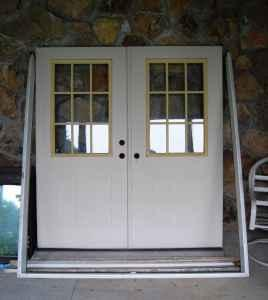 Exterior french door set allons for sale in cookeville for External french doors for sale