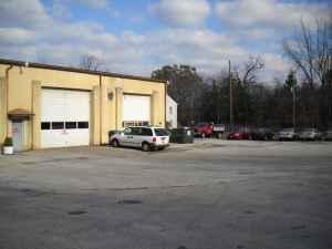 Exton Garage Office Warehouse Outside Storage