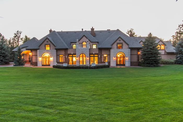 Extraordinary Estate on Pristine Acreage in Polo Club