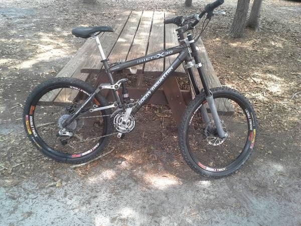 extreme mountain bike for sale - $700