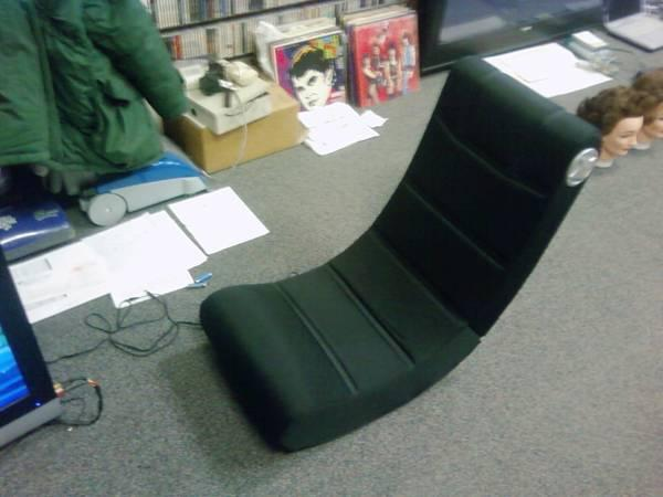 Extreme X Rocker Gaming Chair For Sale   $25