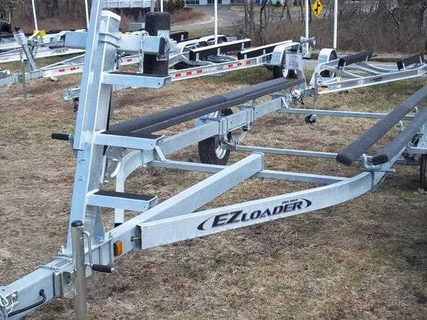 Ez Loader Pontoon Boat Trailer For Sale In Orleans