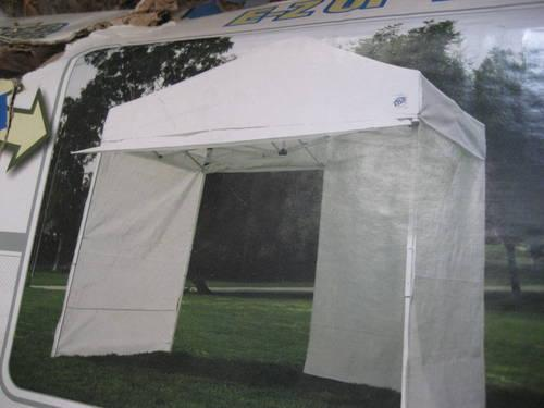top ez canopy walmart leg summit straight awning with blue ip com up quikshade