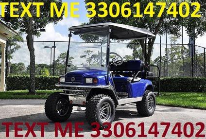 EZGO Golf Car w/ Trailer 2-0-0-9