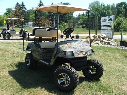 Ezgo Hunter Buggy Golfcart Golf Cart Electric Lots Of